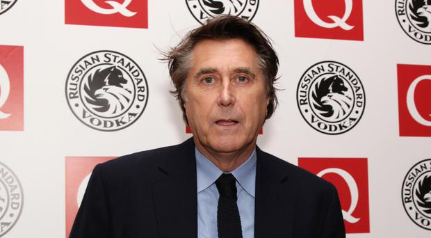 Bryan Ferry has spoken about the death of his ex-wife (Yui Mok/PA)