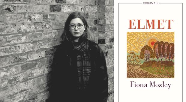 Fiona Mozley's book Elmet is on the shortlist (Man Booker Prize/PA)