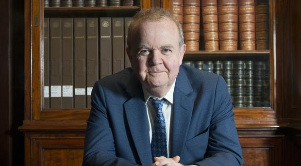 Ian Hislop is to host a new Radio 4 series around historical objects of dissent (British Museum/PA)