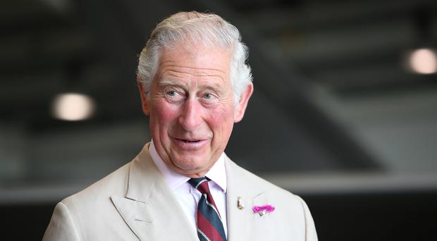 The Prince of Wales is said to be 'very concerned' about the decline of the arts in schools (Chris Radburn/PA)