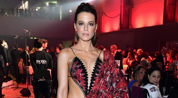 Kate Beckinsale arrives for the GQ Men of the Year Awards(Ian West/PA)