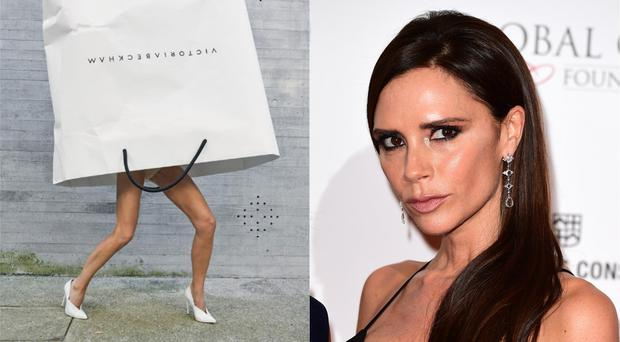 (Victoria Beckham and Ian West/PA)