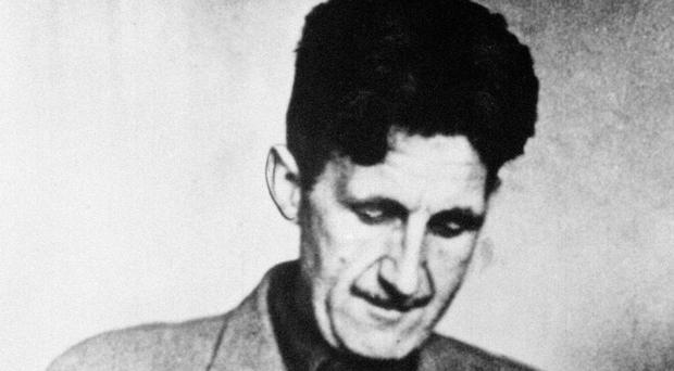 George Orwell's personal archive added to prestigious UNESCO register. (PA)