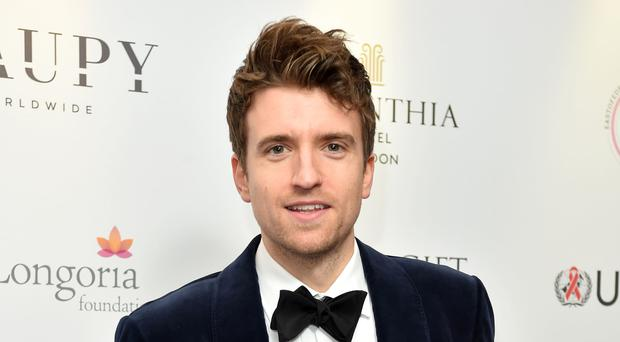 Greg James said he 'might burst with happiness' (Matt Crossick/PA)