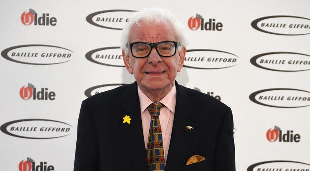 Comedian Barry Cryer has cancelled an appearance due to a 'double-booking' (Kirsty O'Connor/PA)