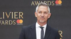 Gary Lineker to play villain in new Sandi Toksvig Treasure Island production (Isabel Infantes/PA)