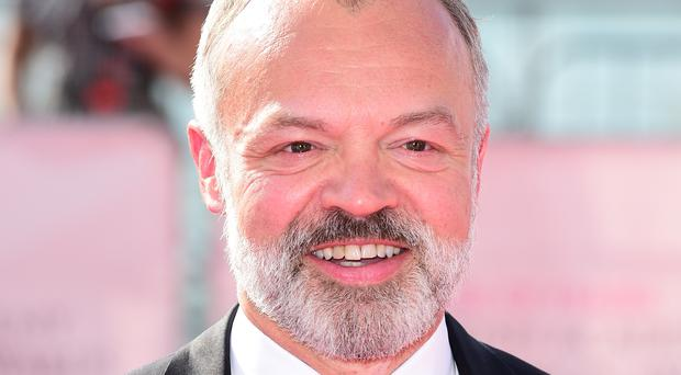 Graham Norton says people are now more engaged in politics. (Ian West/PA)
