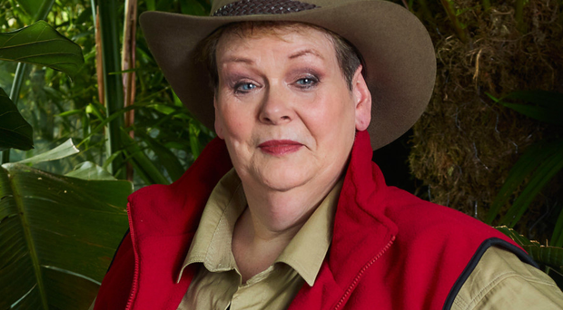Staying: Anne Hegerty