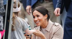 The Duchess of Sussex (Chris Jackson/PA)