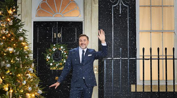 David Walliams has been reflecting on what he'd do if he were Prime Minister (Radio Times)