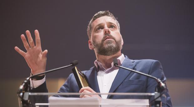 Radio host Iain Lee 'overwhelmed' with public support after helping suicidal caller (Danny Lawson/PA)