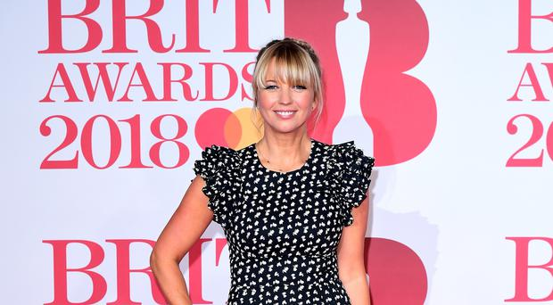 Sara Cox: said many people thought she would get the Radio 2 Breakfast Show job (Ian West/PA)