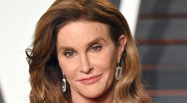 Caitlyn Jenner urged fans to 'be authentic to yourself' as she took part in a viral social media trend (PA Wire/PA Wire)