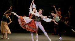 The English National Ballet is one of the organisations which could face pressure over gaps in sexuality data. (Anthony Devlin/PA)