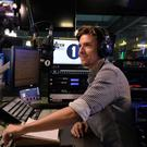 Greg James eventually found the code (Mark Allan/PA)