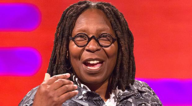 Whoopi Goldberg said she plans to gradually return to her TV show (PA)