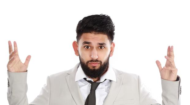 Social media comedian AliOfficial will tour the UK for Muslim Aid (Muslim Aid/PA)
