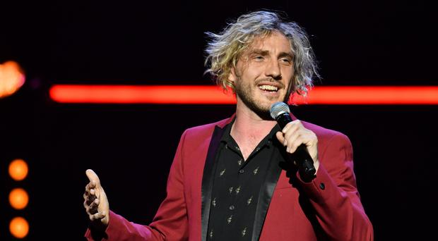 Seann Walsh has reached out to fans online (Matt Crossick/PA)
