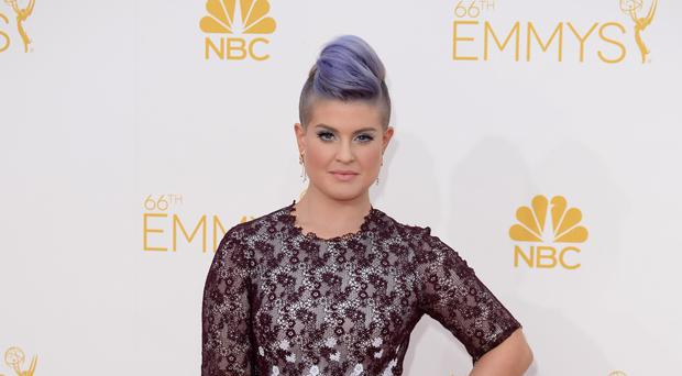 Kelly Osbourne will present the British LGBT Awards (PA)