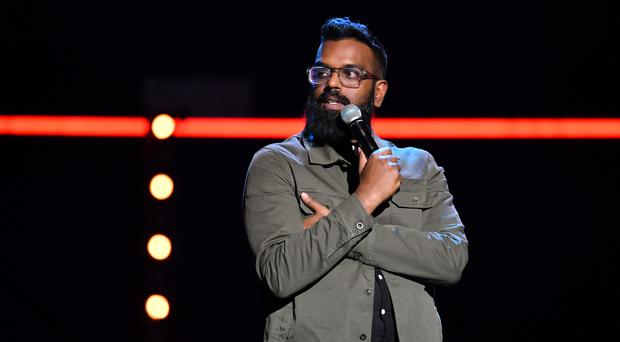 Romesh Ranganathan is to host the fundraiser (Matt Crossick/PA)