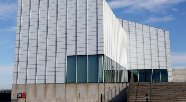The Turner Contemporary gallery in Margate, Kent, is hosting this year's Turner Prize (Gareth Fuller/PA)