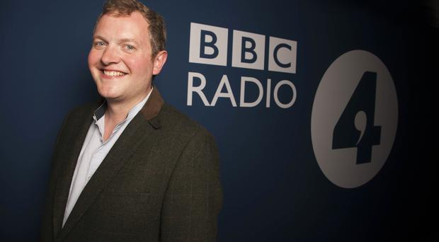 Miles Jupp took over from Sandi Toksvig (Richard Ansett/BBC)