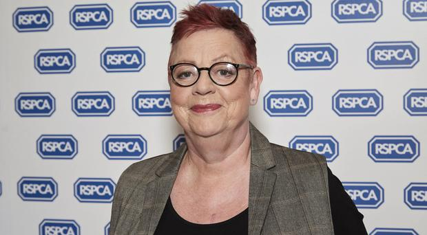Nigel Farage has accused Jo Brand of inciting violence (Andrew Forsyth/RSPCA/PA)