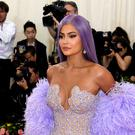 Kylie Jenner has denied former professional baseball star Alex Rodriguez's claim she bragged about her wealth at the Met Gala (Jennifer Graylock/PA)