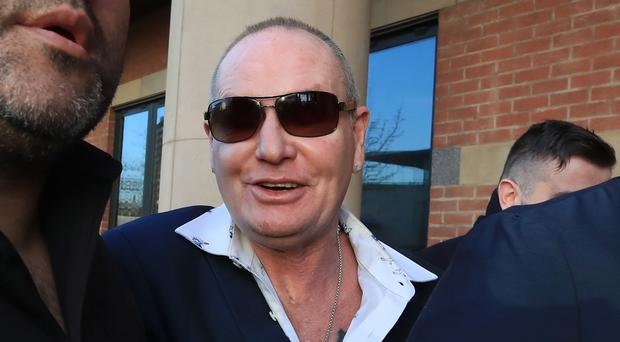 Paul Gascoigne responds to 'ugly' Snoop Dogg over alcohol abuse post (Owen Humphreys/PA)