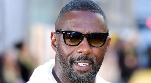 Two female writers allege they suffered 'intimidation and disrespect' after being removed from a play billed as being created by Idris Elba (Ian West/PA)