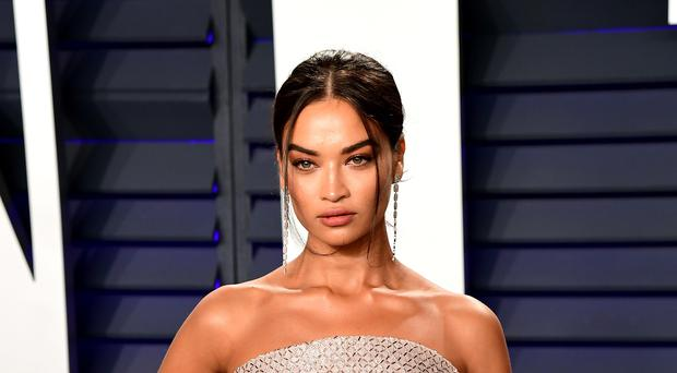 Victoria's Secret model Shanina Shaik has filed for divorce from DJ Rukus after a year of marriage (Ian West/PA)