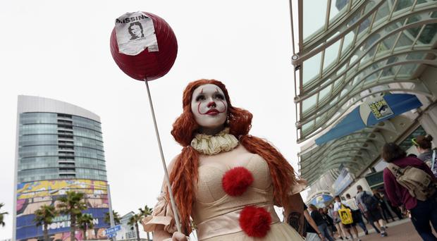 Pop culture fans descended on Comic-Con in San Diego (Chris Pizzello/Invision/AP)