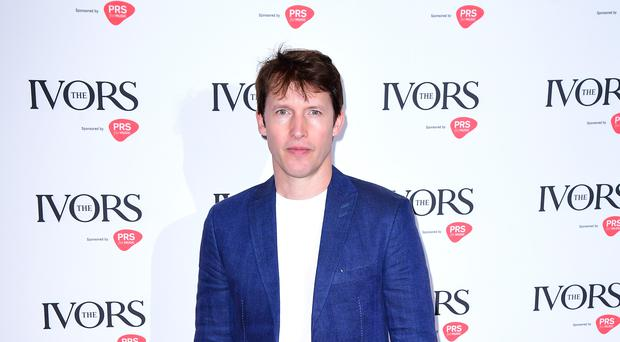 James Blunt is to release a new album (Ian West/PA)