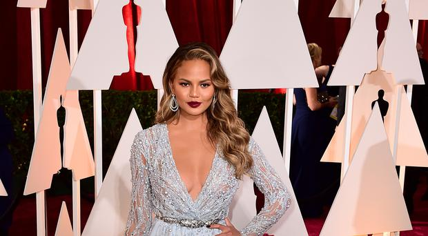 Chrissy Teigen was bombarded with FaceTime calls from fans after accidentally sharing her email address online (Ian West/PA)