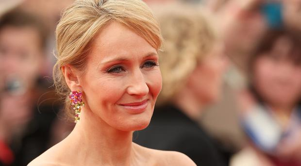 Harry Potter was created by author JK Rowling (Dominic Lipinski/PA)