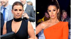 Coleen Rooney accuses Rebekah Vardy of selling stories to the tabloids (PA)