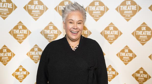 Emma Rice will be honoured at this year's UK Theatre Awards (Pamela Raith/PA)