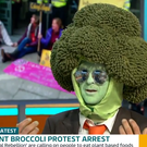 Man dressed as broccoli interviewed on Good Morning Britain (Good Morning Britain/ITV)