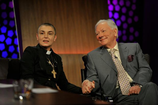 Gay with Sinead O'Connor