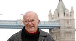 Clive Jame was equally at home presenting a zany TV show as he was penning works of high literature (Andy Butterton/PA)