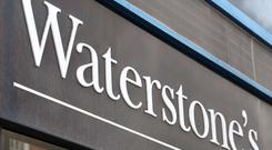 Waterstones has named its author and book of the year (Nick Ansell/PA)