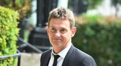 Matthew Wright is still broadcasting on TalkRadio (Kirsty O'Connor/PA)