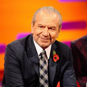 Lord Alan Sugar joked he is considering trying out as an Apprentice himself