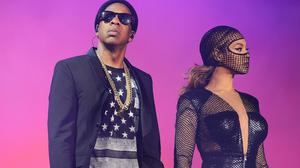 Beyonce and Jay Z have been performing together on their joint On the Run tour