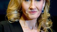 JK Rowling is pipped to the top slot by James Patterson and Jeff Kinney