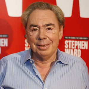 Andrew Lloyd Webber is working on a stage version of School Of Rock