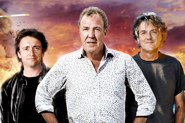 Richard Hammond, Jeremy Clarkson and James May return for Top Gear's 22nd series