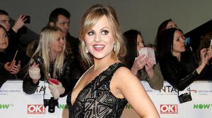 Tina O'Brien says she feels guilty being a working mother
