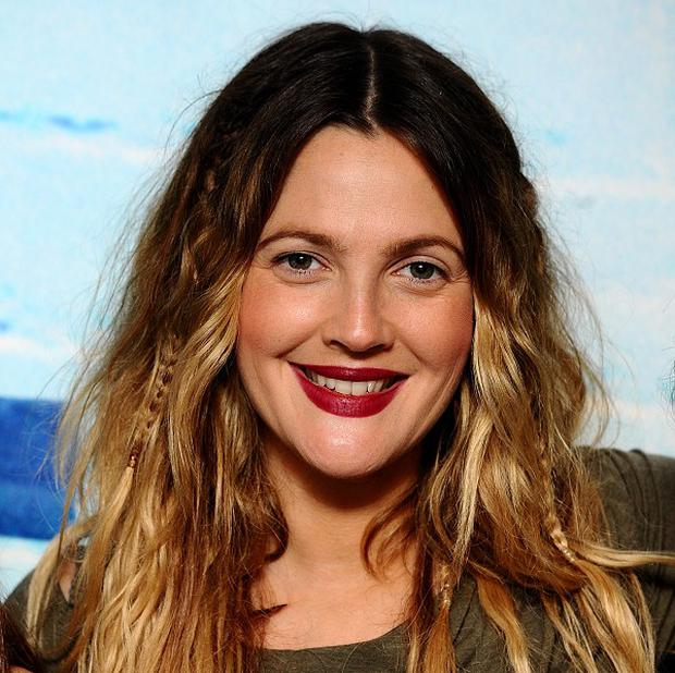 Drew Barrymore is expecting her second daughter