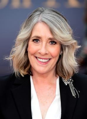 Phyllis Logan appears in the video (Ian West/PA)